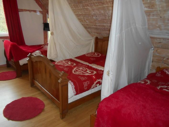 Location de vacances - Gîte à Ploumagoar