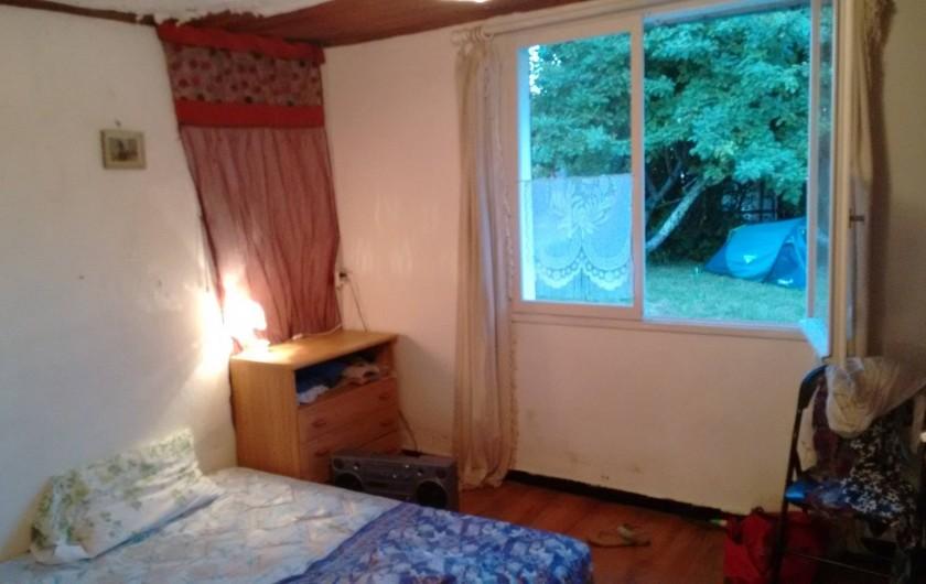Location de vacances - Villa à Hourtin - La première chambre