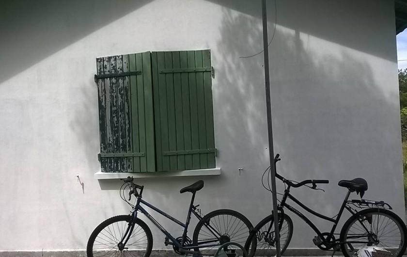 Location de vacances - Villa à Hourtin - fenêtre au sud