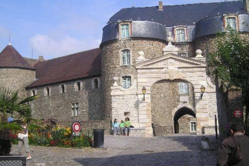 Location de vacances - Gîte à Boulogne-sur-Mer