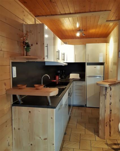 Location de vacances - Appartement à Termignon - Appartement Meleze