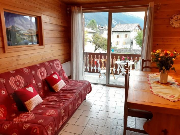 Location de vacances - Appartement à Termignon - Appartement Epicéa