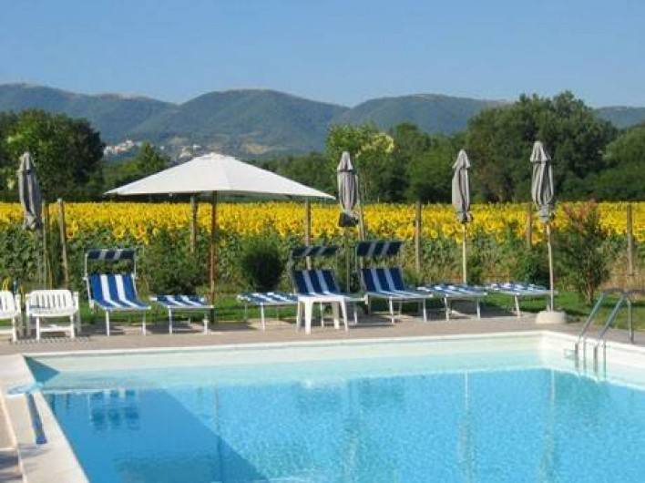 Location de vacances - Maison - Villa à Giano dell'Umbria