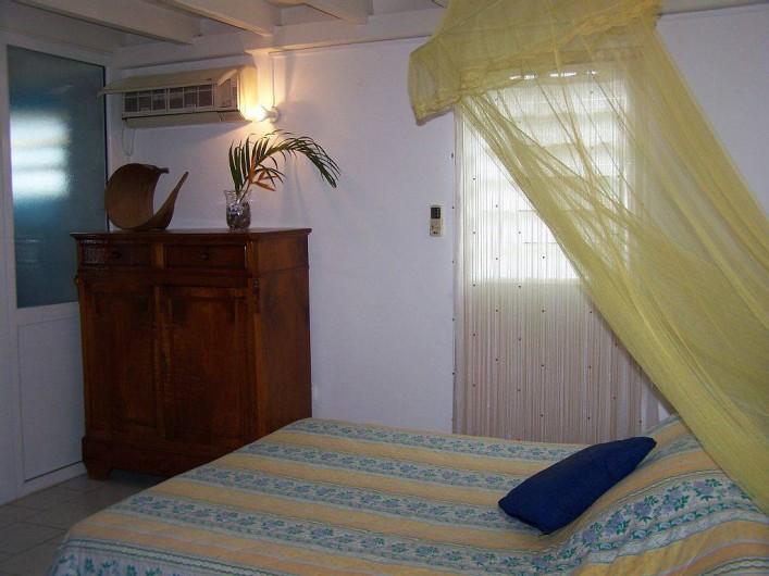 Location de vacances - Villa à Deshaies