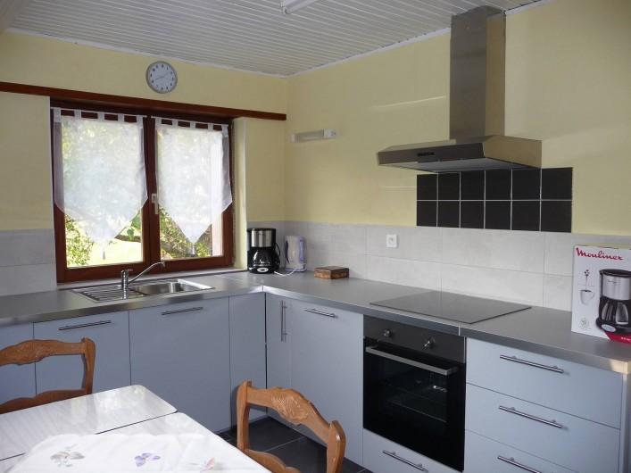 Location de vacances - Appartement à Saint-Martin - Cuisine équipée