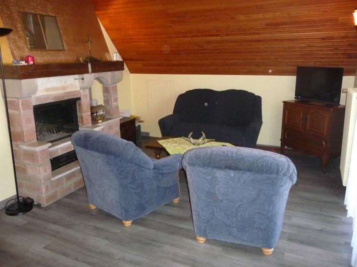 Location de vacances - Appartement à Saint-Martin - Salon