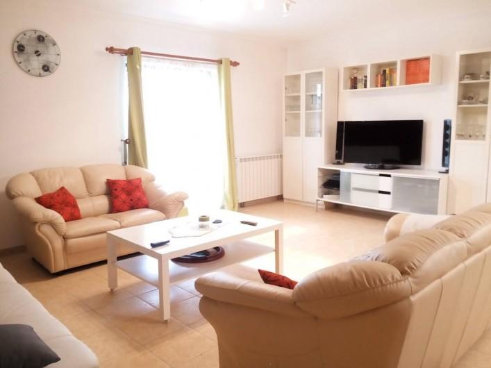 Location de vacances - Villa à Viseu - Salons donnant salle a mangé