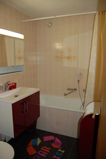 Location de vacances - Appartement à La Tzoumaz