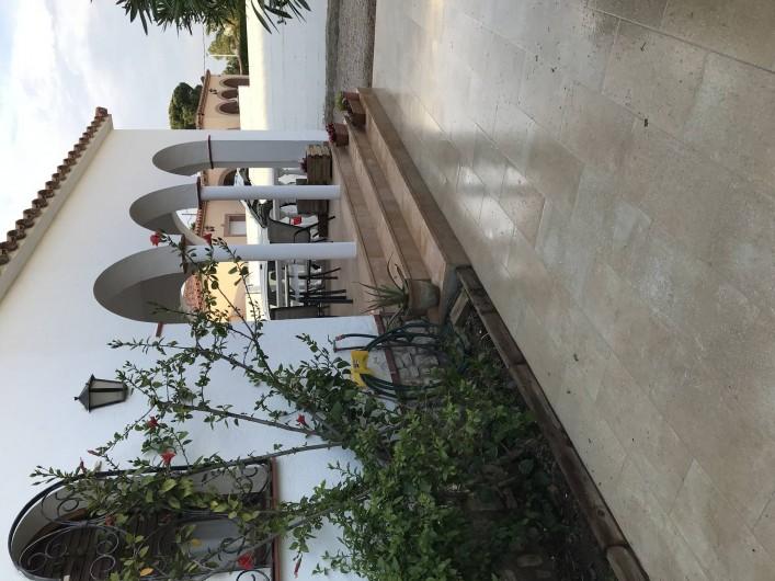 Location de vacances - Villa à Miami Platja - Entrée principale