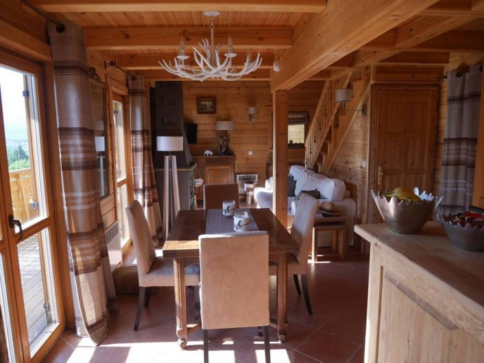 Location de vacances - Chalet à Le Dévoluy
