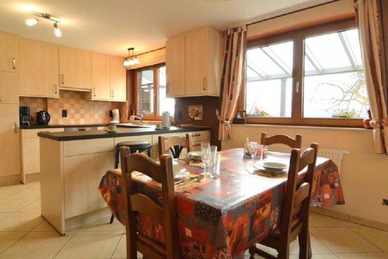 Location de vacances - Appartement à Stavelot