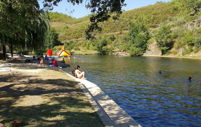 Location de vacances - Villa à Alvito da Beira - La couca