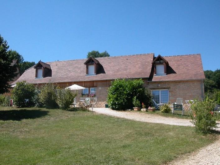 Location de vacances - Gîte à Martel - Les Granges 1 et 2
