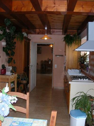 Location de vacances - Gîte à Martel - gîtes pouvant communiquant entre Grange 1 et Grange 2