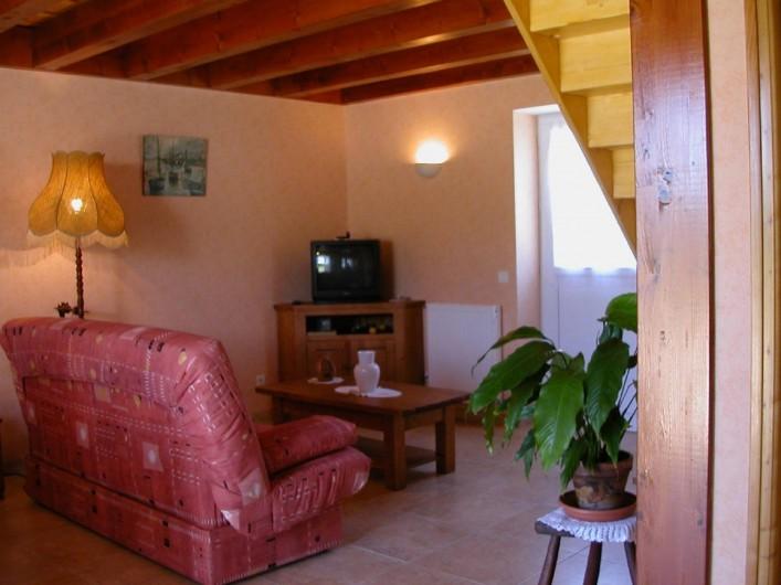 Location de vacances - Gîte à Martel - Salon (Grange 1)