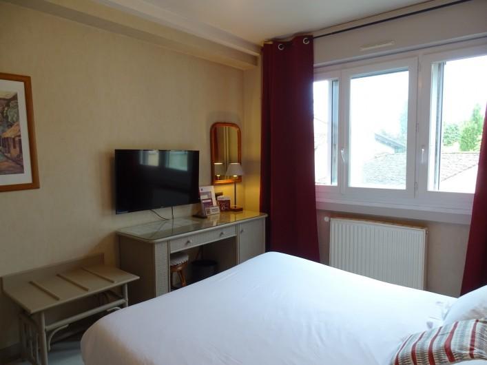 Location de vacances - Hôtel - Auberge à Albi - Chambre standard