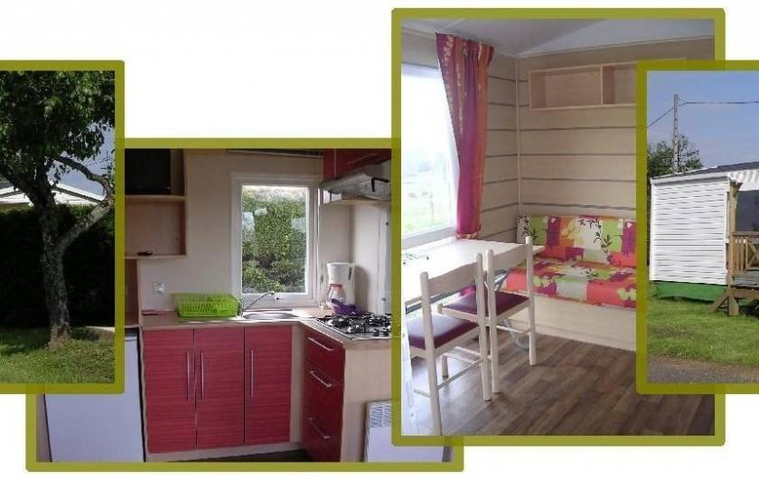 Location de vacances - Bungalow - Mobilhome à Vigeois - Location de mobil homes