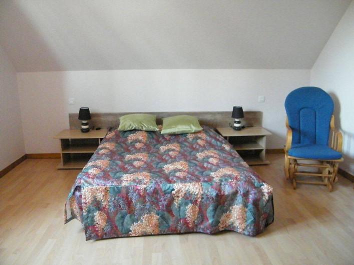 Location de vacances - Gîte à Kertzfeld - chambre 1