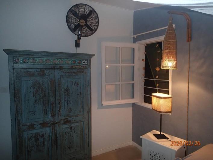 Location de vacances - Villa à La Saline-Les-Bains - Chambre 03