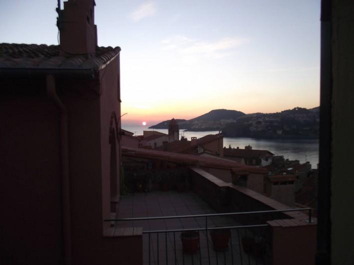 Location de vacances - Maison - Villa à Collioure - Vue cuisine