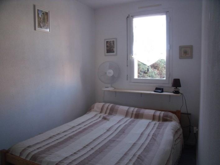 Location de vacances - Appartement à Bormes-les-Mimosas - chambre