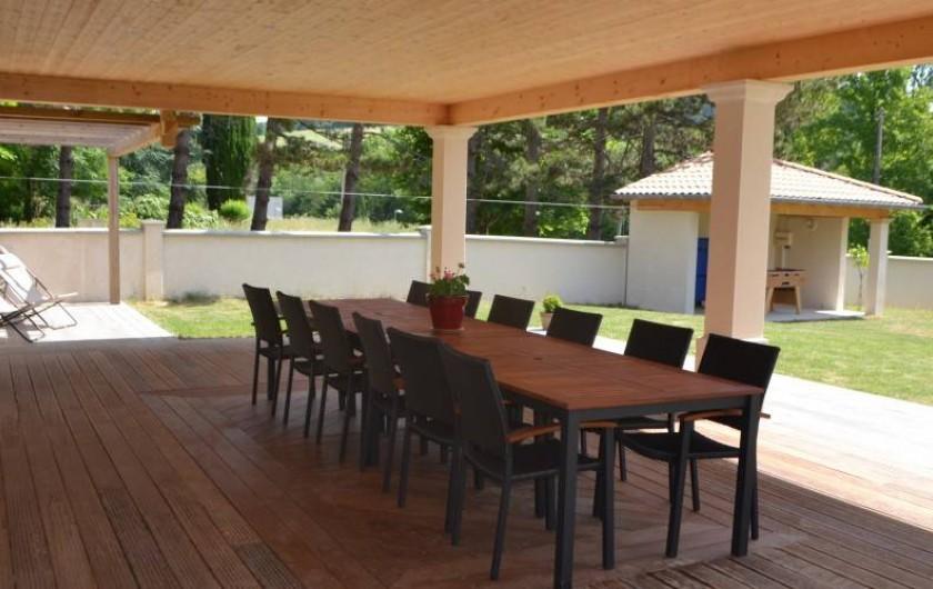 Location de vacances - Gîte à Aouste-sur-Sye