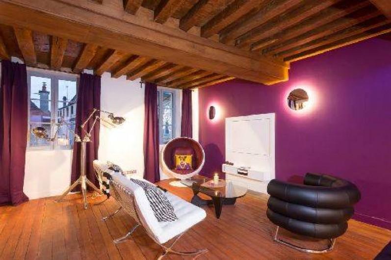 Location de vacances - Appartement à Dijon