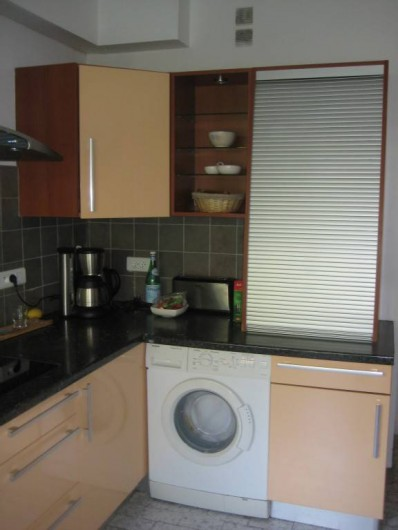 Location de vacances - Appartement à Vallauris - cuisine