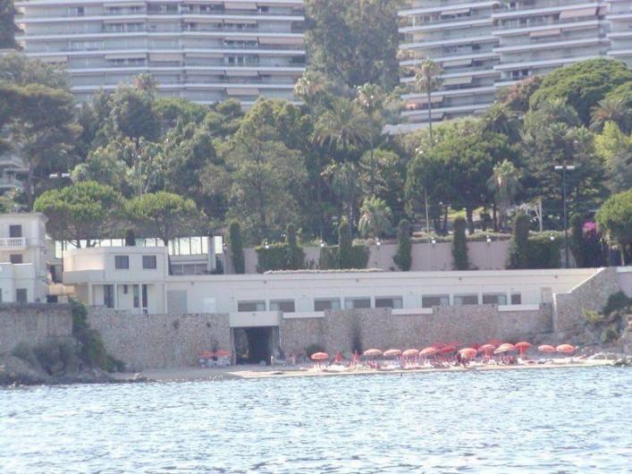 Location de vacances - Appartement à Vallauris - plage