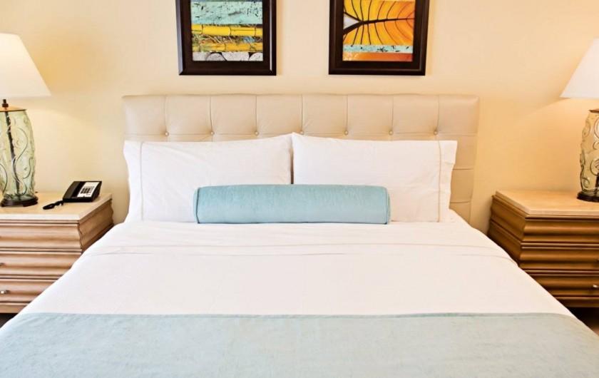 Location de vacances - Appartement à Oyster Pond - chambre