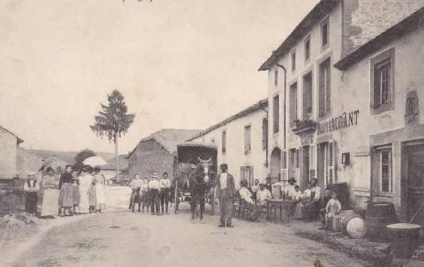 Location de vacances - Hôtel - Auberge à Grandvillers