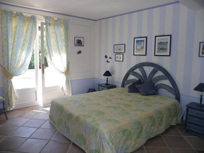 Location de vacances - Villa à Théoule-sur-Mer - chambre 4