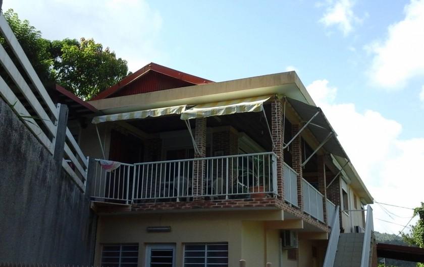 Location de vacances - Appartement à Saint-Joseph