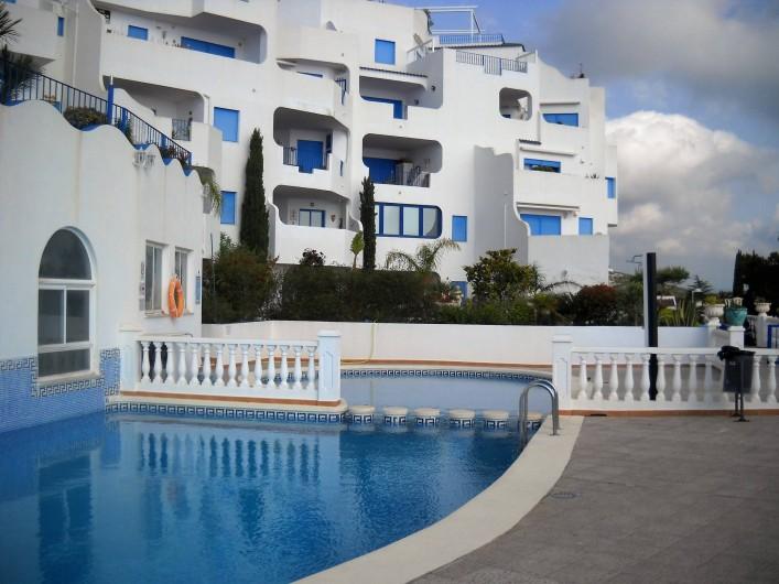 Location de vacances - Appartement à Peníscola - Perla Blanca PISCINE