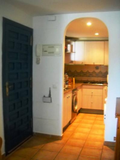 Location de vacances - Appartement à Peníscola - Séjour