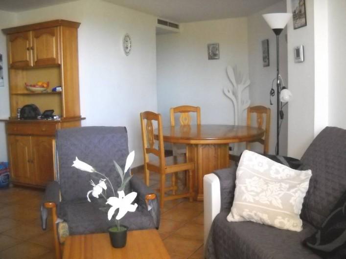 Location de vacances - Appartement à Peníscola - Séjour table