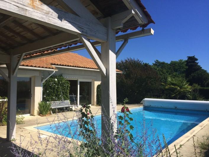 Location de vacances - Villa à Longeville-sur-Mer