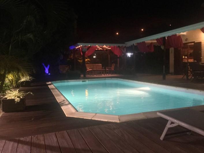 Location de vacances - Villa à Le Diamant - La nuit