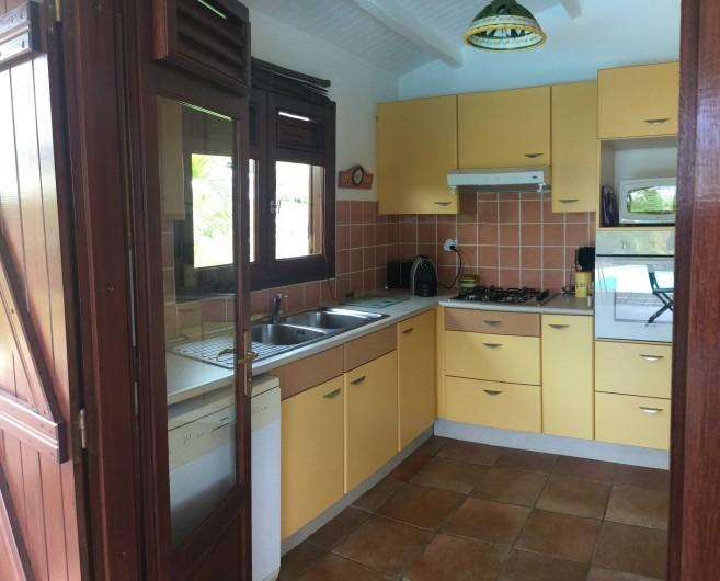 Location de vacances - Villa à Le Diamant - La cuisine