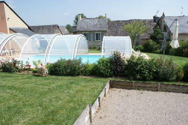 Location de vacances - Gîte à Anglars-Saint-Félix