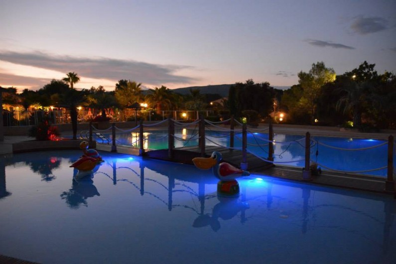 Location de vacances - Bungalow - Mobilhome à Roquebrune-sur-Argens