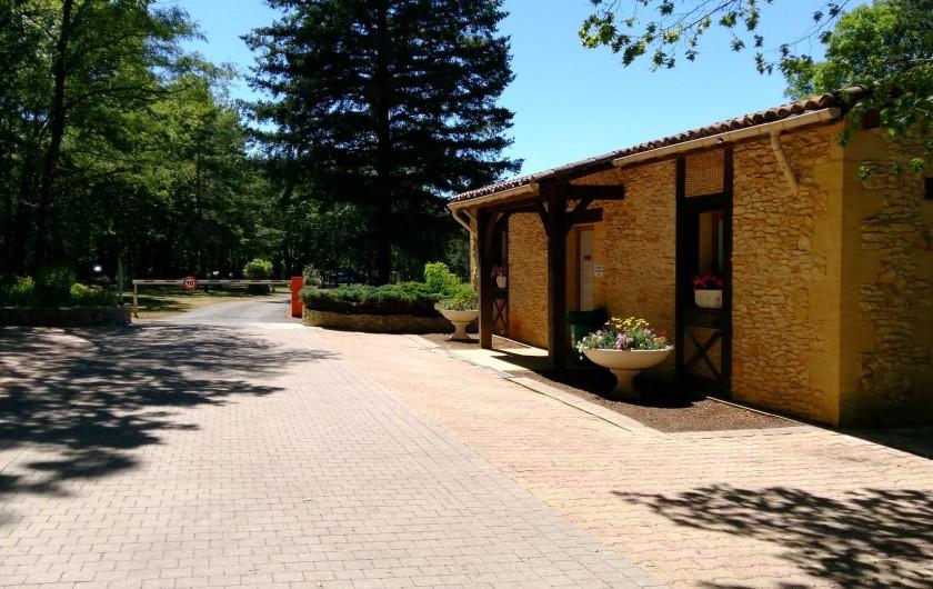 Location de vacances - Camping à Pezuls