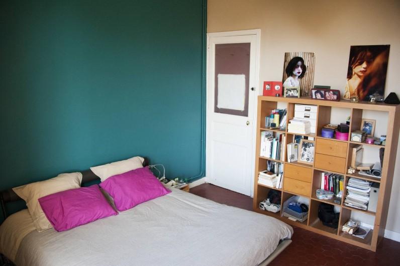 Location de vacances - Mas à Marseille - Suite parentale Turquoise