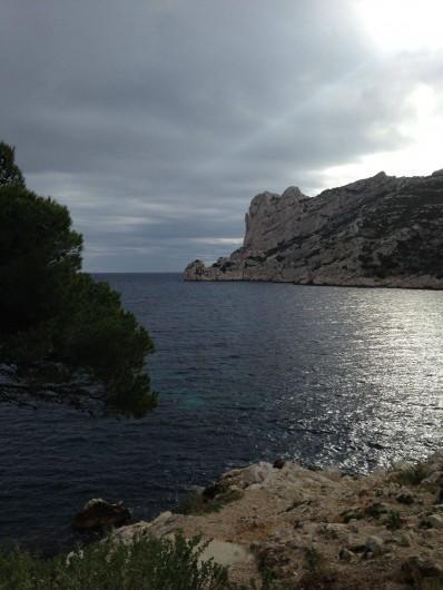 Location de vacances - Mas à Marseille - Calanque de Samena (1km)