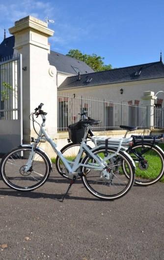 Location de vacances - Gîte à Sepmes - Vélos électrique à louer