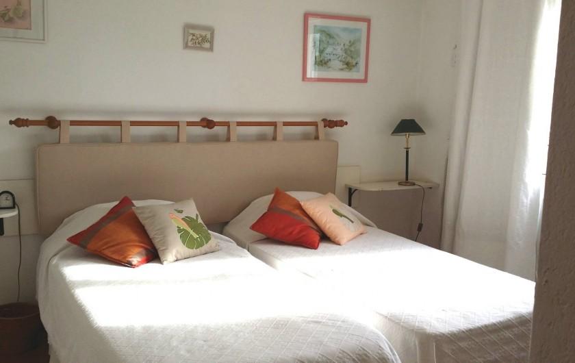 Location de vacances - Chalet à Luz - Chambre n° 2