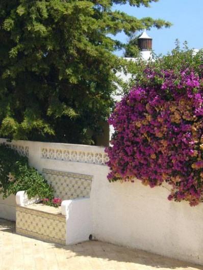 Location de vacances - Chalet à Luz - Jardin