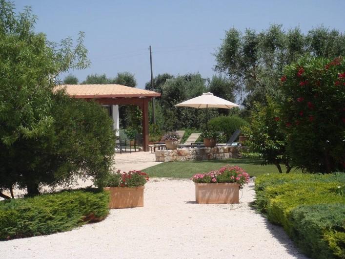 Location de vacances - Villa à Ceglie Messapica - Emplacement très privé et calme