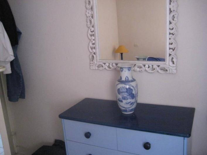 Location de vacances - Appartement à Collioure - Chambre