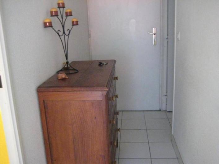 Location de vacances - Appartement à Collioure - Entrée